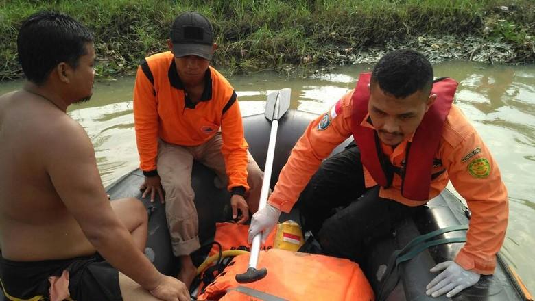 Bocah 6 Tahun yang Tenggelam di Ciruas Ditemukan Tewas