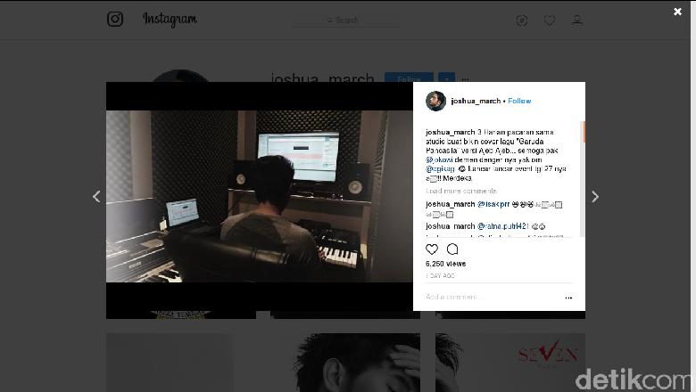 Heboh Kontroversi Lagu Garuda Pancasila Diremix Jadi Ajeb-ajeb