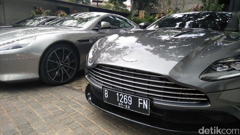 Kawula Muda Mulai Melirik Aston Martin