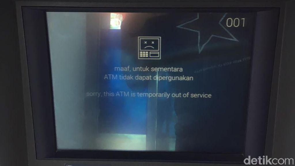 Sejumlah ATM Masih Offline Karena Gangguan Satelit Telkom