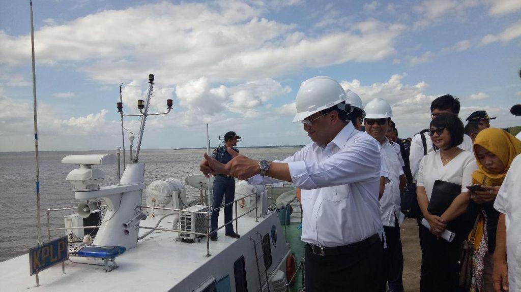 12 Investor Minati Proyek Pelabuhan Tanjung Api-Api di Sumsel