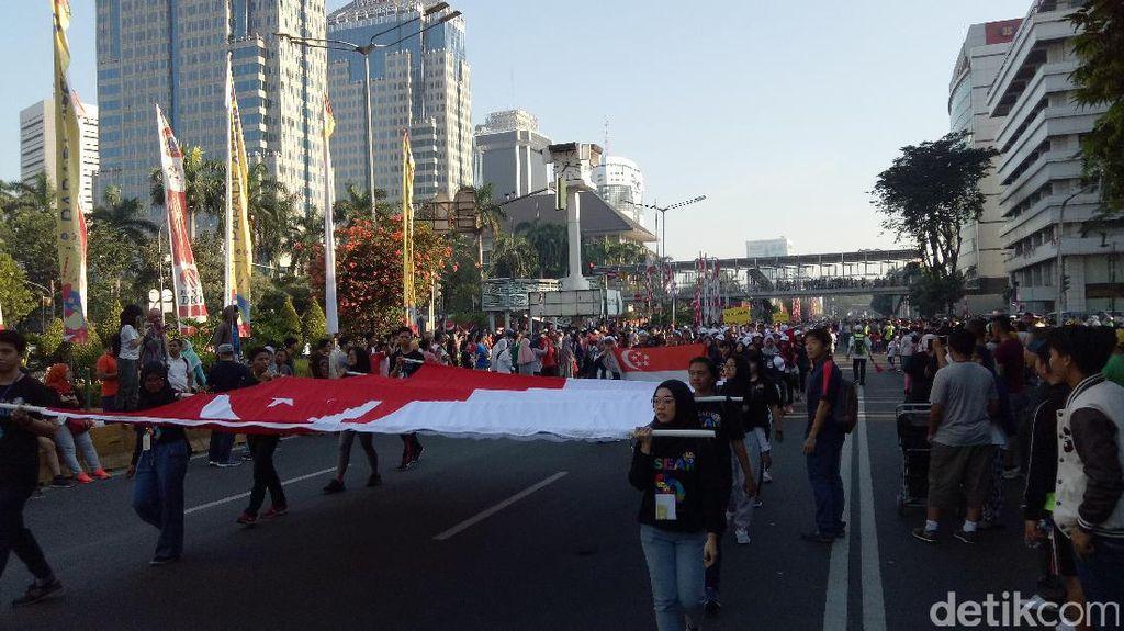 Menlu: Parade ASEAN 50 Tingkatkan Kekeluargaan Antarnegara Anggota