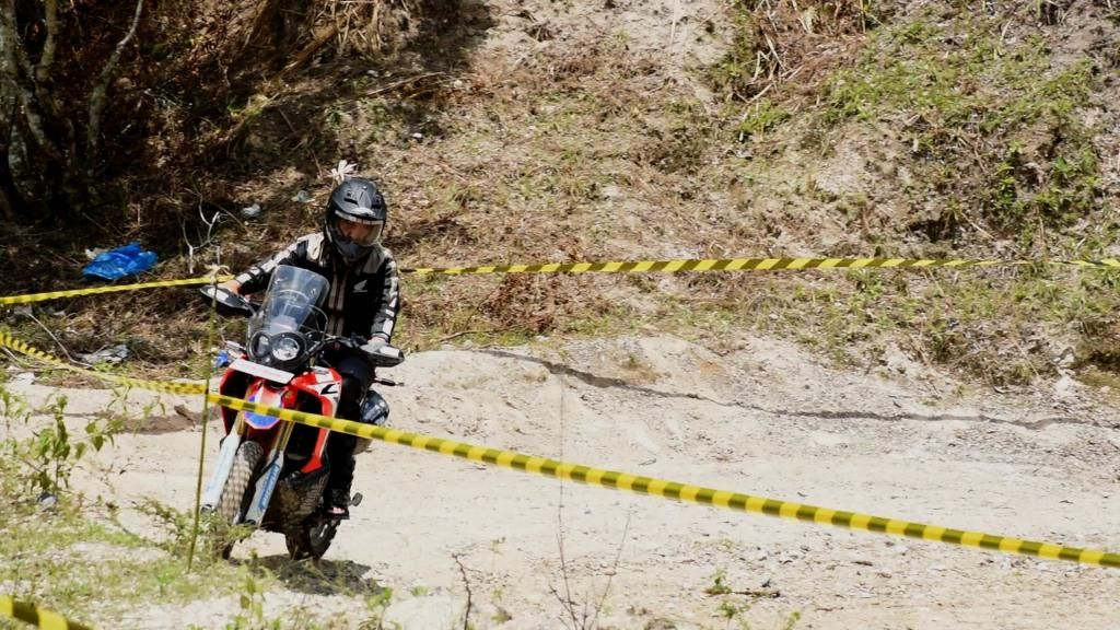 Honda Bikers Day di Tengah Keindahan Ngarai Sianok
