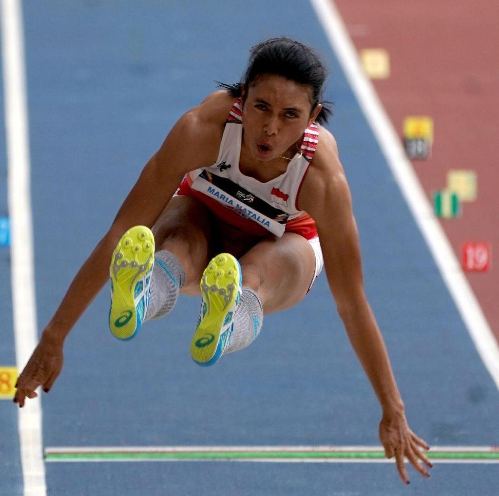 Nomor-nomor dari Cabang Atletik Ini Dinilai Berpotensi Raih Medali Emas Asian Games