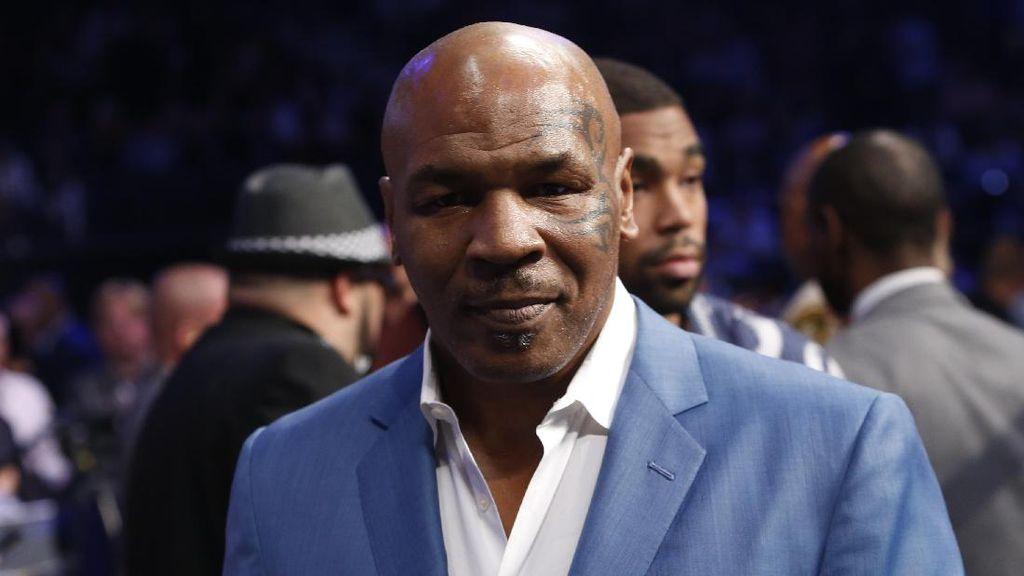 Mike Tyson Banting Setir jadi Petani Ganja