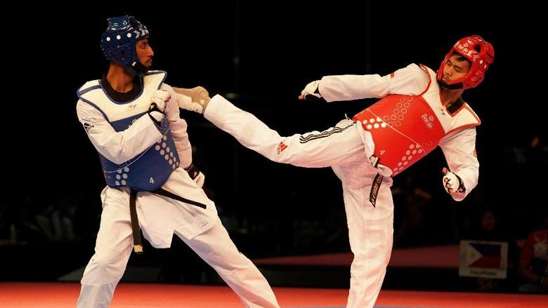 Test Event Taekwondo Digelar di Jiexpo Kemayoran