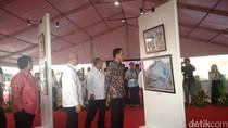 Jokowi Hadiri Pameran Foto-foto Pembangunan Se-Indonesia