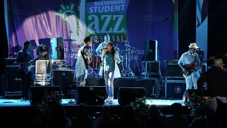 Talenta Jazz Muda Hadir dalam Banyuwangi Student Jazz Festival
