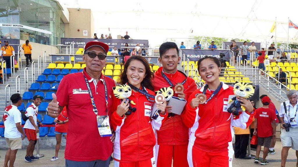 Indonesia Dapat Perunggu dari Futsal dan Ski Air