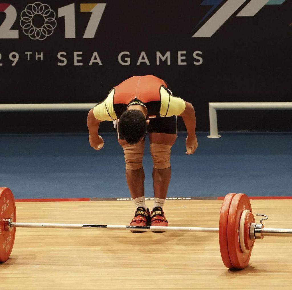 Eko Yuli Ingin Lupakan Santo Domingo dan Terus Ingat Olimpiade London