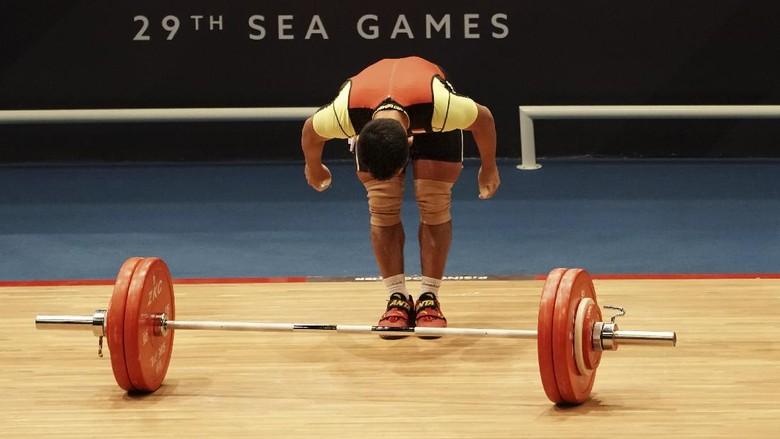 Satlak Prima, Jangan Biarkan Eko Yuli Kehilangan Emas di Asian Games 2018!