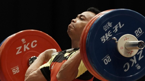 Test Event Angkat Besi untuk Jajal Venue, Bukan Ukur Prestasi