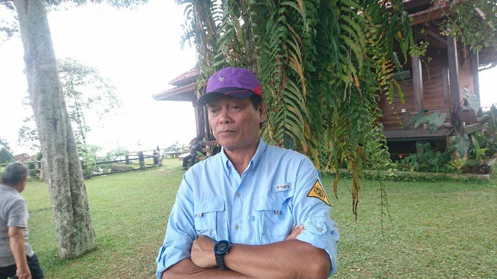 Dari Gunung Jadi Pelopor Rafting Komersial di Indonesia