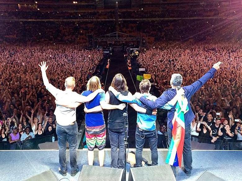 Terjawab! Foo Fighters Umumkan Musisi Pop yang Digandeng untuk Album Baru