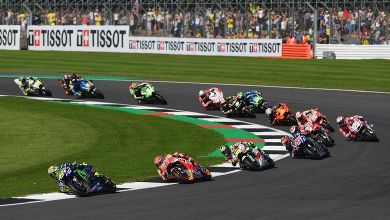 Jadwal Tes Pramusim MotoGP 2018