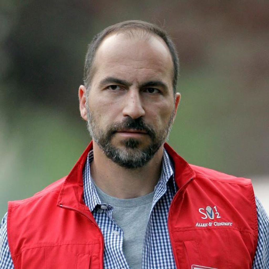 CEO Uber Jawab Rumor Perusahaannya Mau Dijual ke Grab