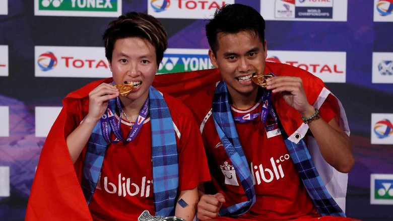 Momen Olahraga Indonesia 2017: Muram di SEA Games, Sejarah Kevin/Marcus