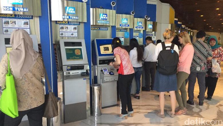 Sudah Deadline, Masih Ada ATM BCA yang Offline