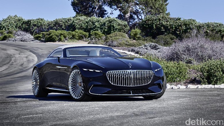 Si Super Cantik Mercedes-Maybach 6 Cabriolet