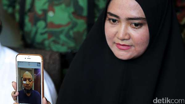 Cerita tentang Istri Novel Baswedan yang Hampir Bertemu Jokowi