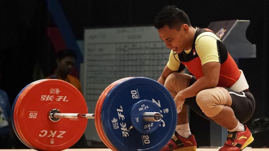 Kelas 62 Kg Angkat Besi Dihapus Dari Asian Games, Ini Respons Menpora