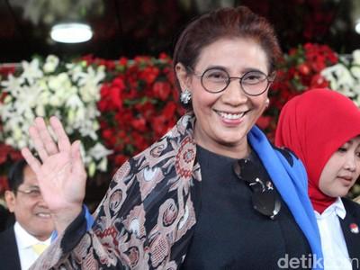 Perhatian! Menteri Susi Imbau Hati-hati Pakai Fin Agar Tidak Rusak Karang