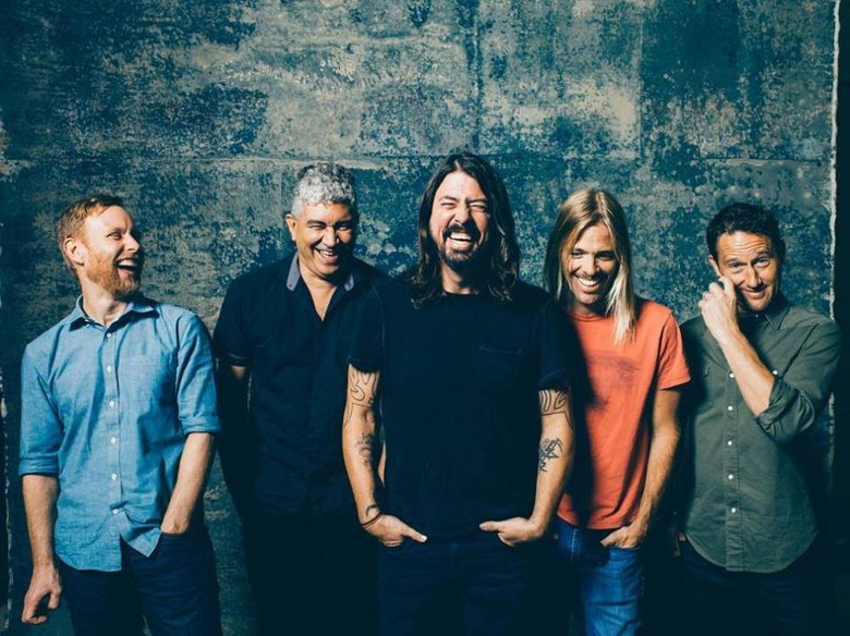 Ini Lagu Baru Foo Fighters, The Line