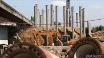 Perbaikan Jembatan Cilincing, Tanjung Priok