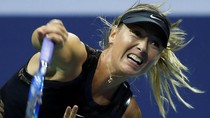 Foto: Sharapova Kembali Melenguh di AS Terbuka