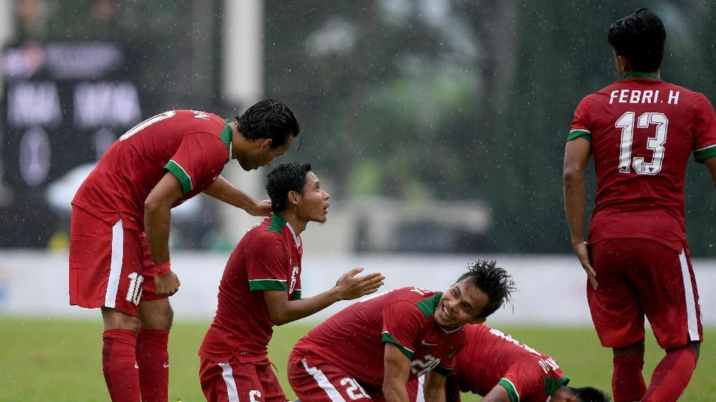 Gol-Gol Cantik Timnas Indonesia di SEA Games 2017
