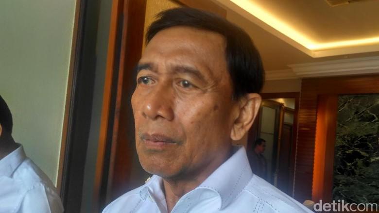 Wiranto Minta Pembelian 500 Senjata BIN Tak Dikaitkan dengan Jokowi