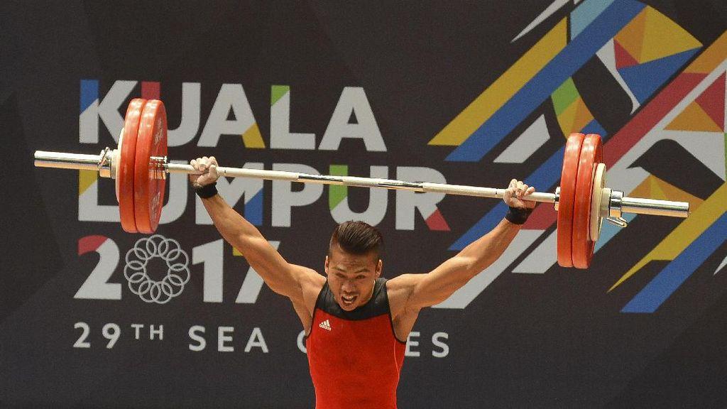 Sambut Asian Games, Angkat Besi Berencana Training Camp ke Jepang