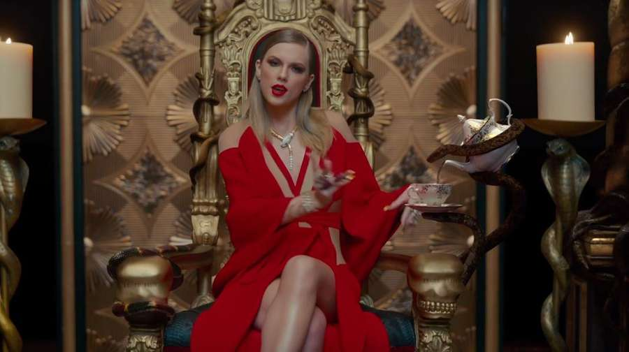Video Klip Penuh Sindiran Milik Taylor Swift