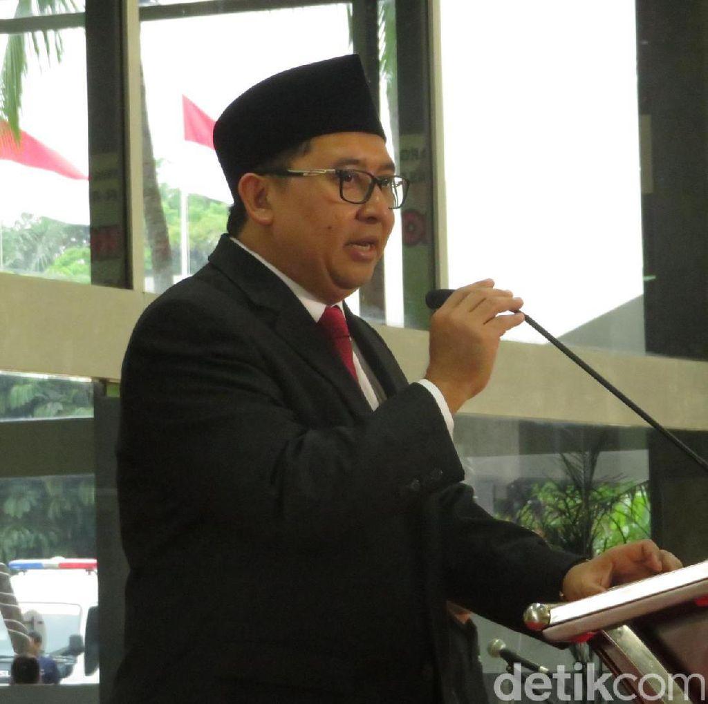Paripurna Perppu Ormas, Fadli Sebut Musyawarah Dulu Sebelum Voting