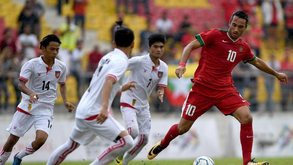 Kalahkan Myanmar 3-1, Indonesia Bawa Pulang Perunggu