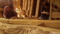 Tak Menarik Minat Anak Muda, Mebel Rumahan di Jepara Melemah