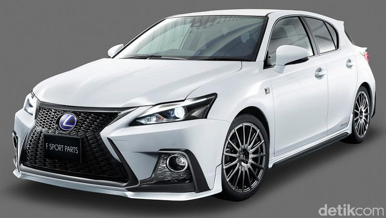 Toyota Gugat Marzuki karena Pakai Merek Lexus