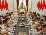 Tentang Reshuffle Kabinet Jokowi di Hari Rabu