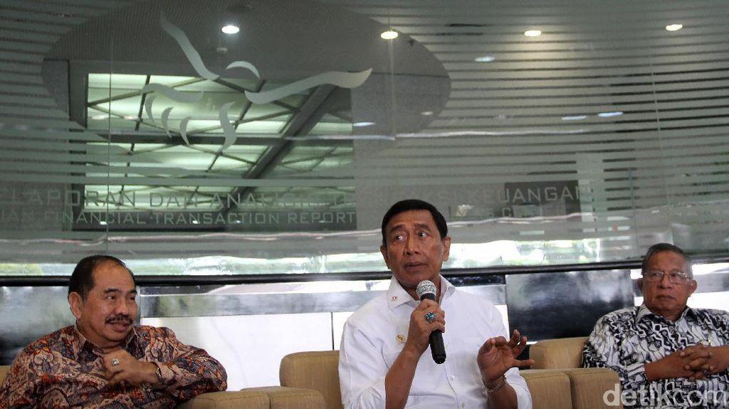 RI Akan Bergabung dengan Lembaga Anti Pencucian Uang Dunia
