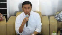 Video Penjelasan Wiranto Tentang Pertemuan dengan Presiden