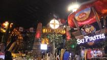 Liburan Akhir Tahun di Trans Studio Bandung, Ada Akrobat Pedang