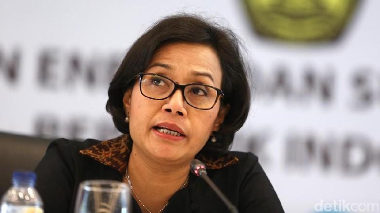 Di Depan DPR, Sri Mulyani Jelaskan Alasan Gali Lubang Tutup Lubang