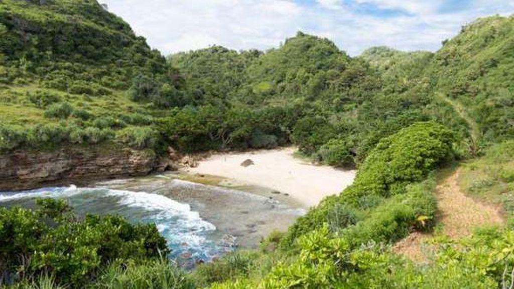 Foto: Pantai-pantai di Gunungkidul Buat Libur Long Weekend