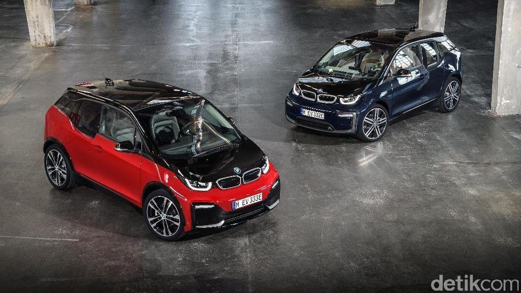 Saat Ini BMW Hanya Produksi Mobil Listrik di Jerman