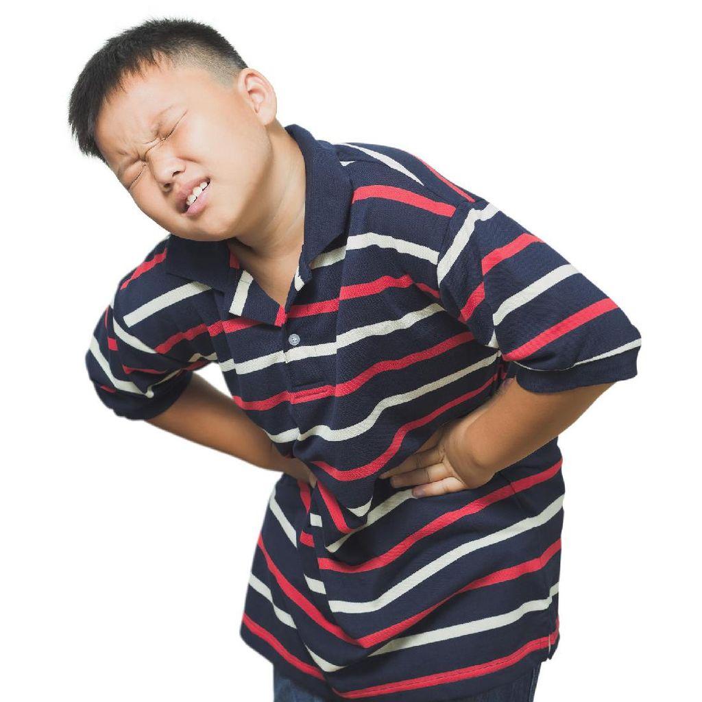 Sakit Perut Hebat dan Ada Bintik di Kulit, Kamu Sakit Apa, Nak?