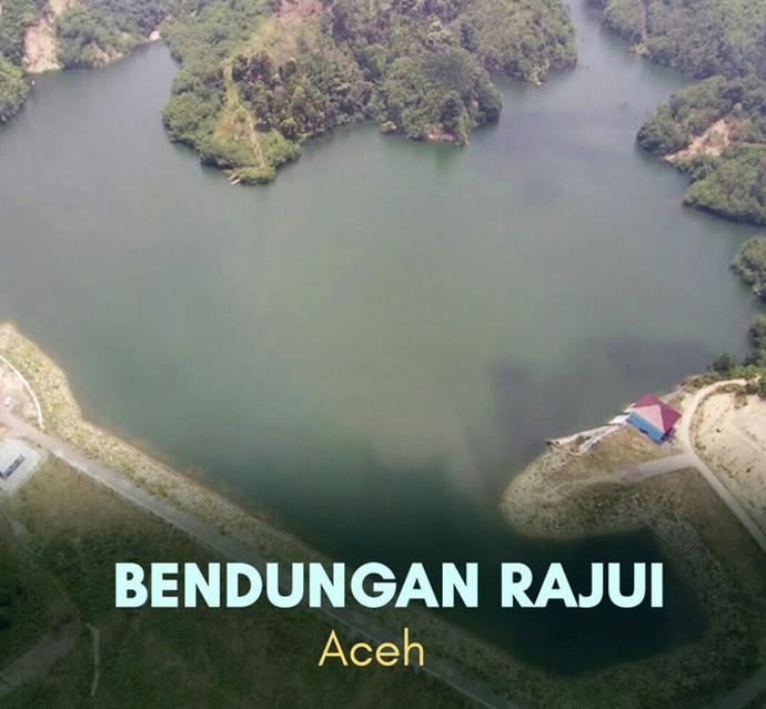 Yuk Lihat Cantiknya Bendungan di Aceh Hingga Bali