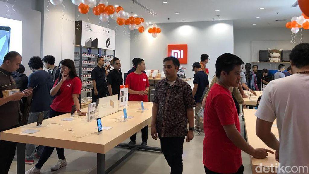 Xiaomi Agresif Buka Toko Fisik di Indonesia