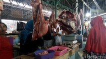 Harga Daging di Pasaran Situbondo Merangkak Naik Jelang Idul Adha