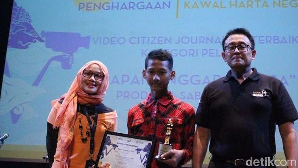 Video Sineas Muda Purbalingga Juara di Festival Film Kawal Harta Negara