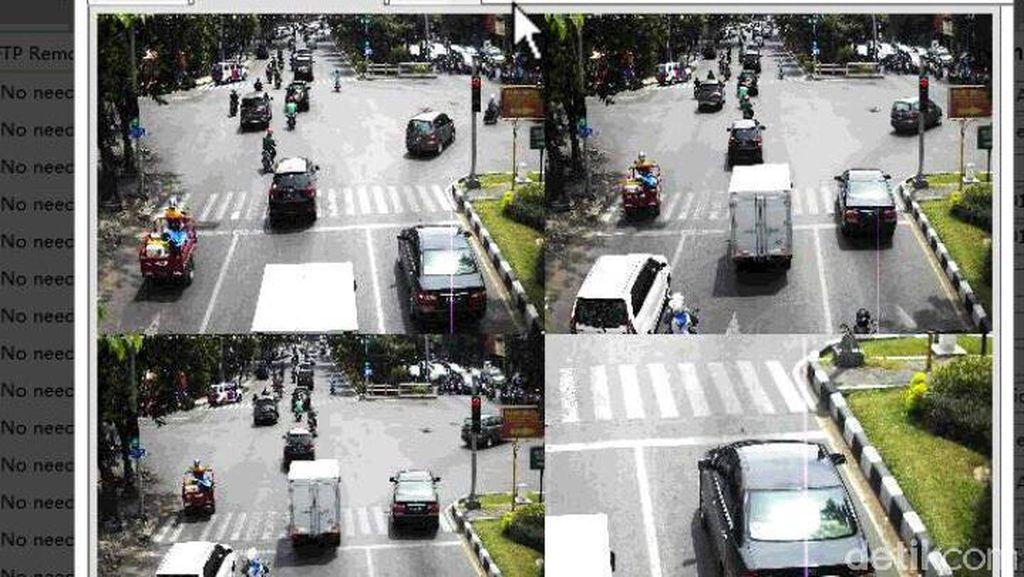 Penerapan Tilang CCTV di Jakarta Masih Tahap Perencanaan
